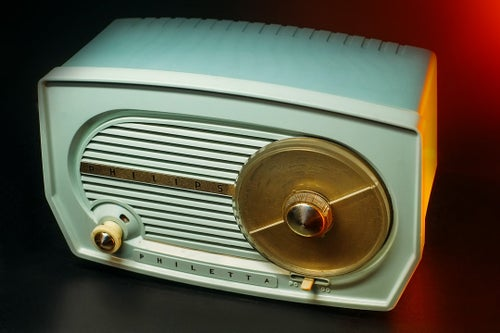 Image of PHILIPS PHILETTA BF102 BLUETOOTH (1955)