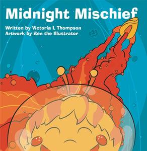 Image of 'Midnight Mischief' book.