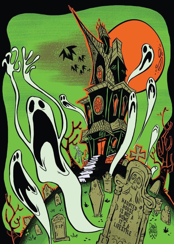 Image of Haunted House Lifestyle