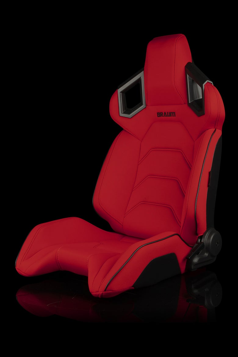Image of Alpha X Series - Braum Racing Seats - Universal - PAIR