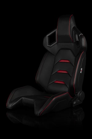 Image of Alpha X Series - Braum Racing Seats - Universal - PAIR