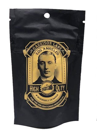 Image of Billy Kimber OG Bags Empty 3.5-7g Size Smell Proof Mylar Garrison Lane Bags
