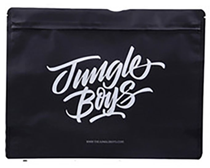 Image of Jungle Boys Bags Empty 1/2 Pound Size Smell Proof Mylar Bags