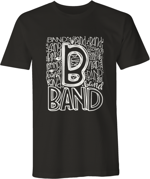 Image of Band Typography