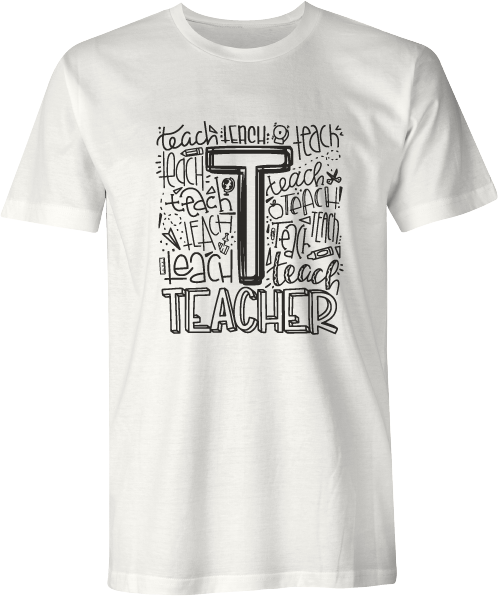 Image of Teacher Typography