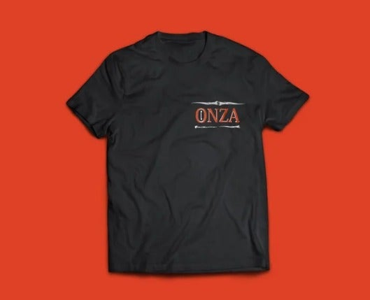 "Image of Camiseta Onza ""Old school"""