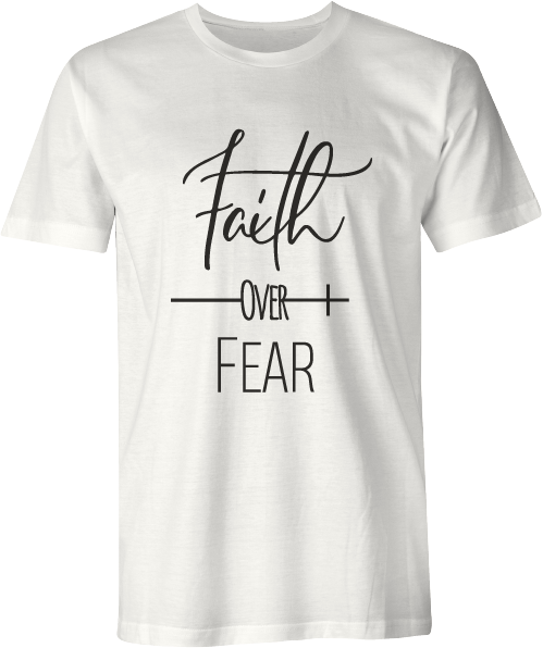 Image of Faith Over Fear