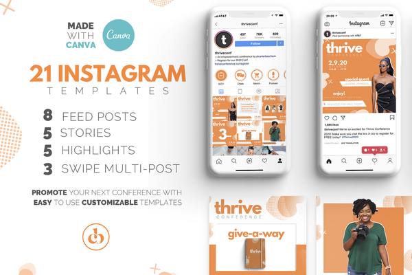 Image of Thrive Templates