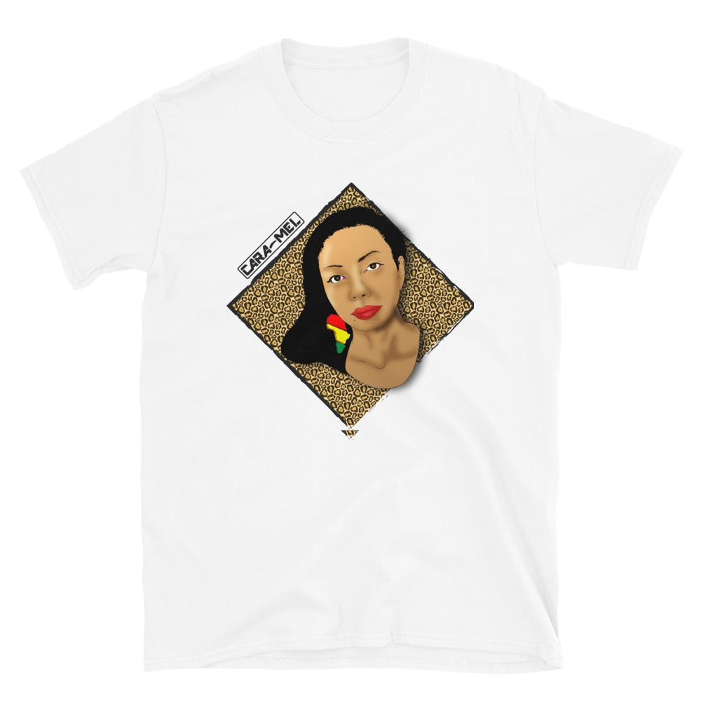 Image of Cara-Mel Cartoon T-Shirt