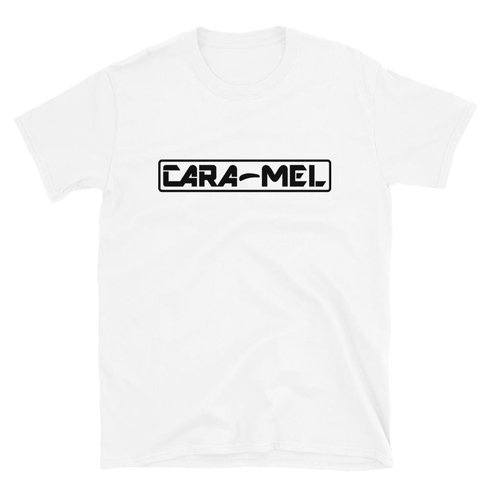 Image of Cara-Mel White T-Shirt