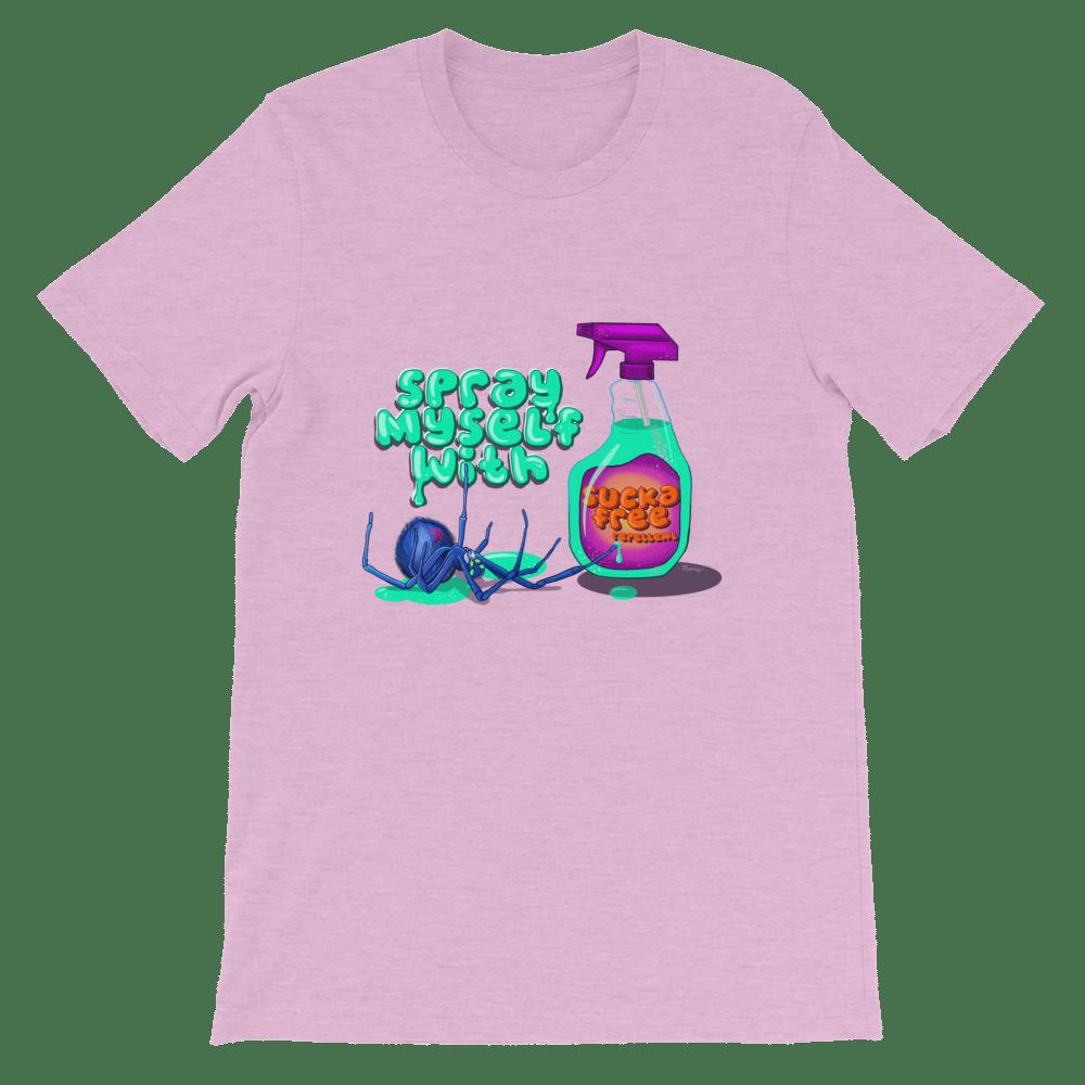 Image of SUCKA REPELLENT t-shirt