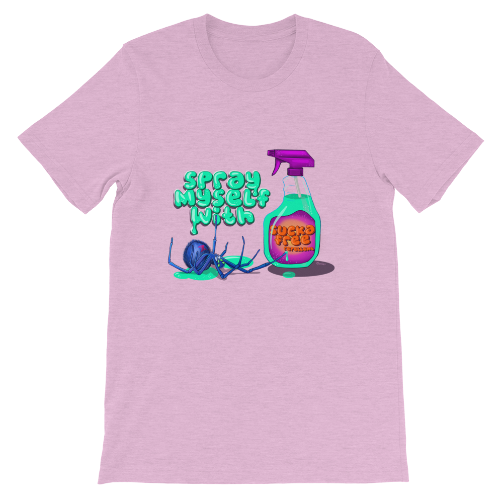 Image of SUCKA REPELLENT t-shirt