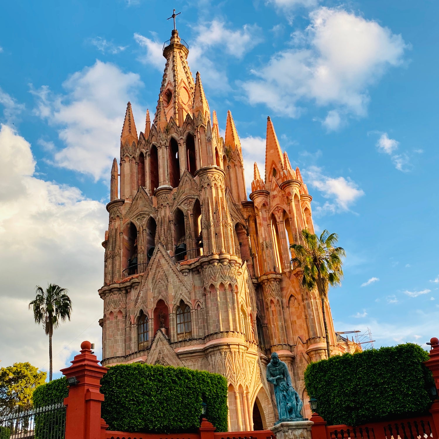 Image of Easter in San Miguel de Allende