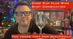 Image of Wine Shot Modification - Instant Download