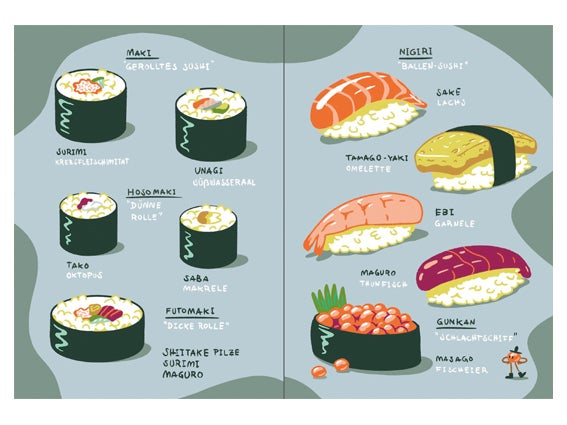Image of HEFT So-So #1 Sushi