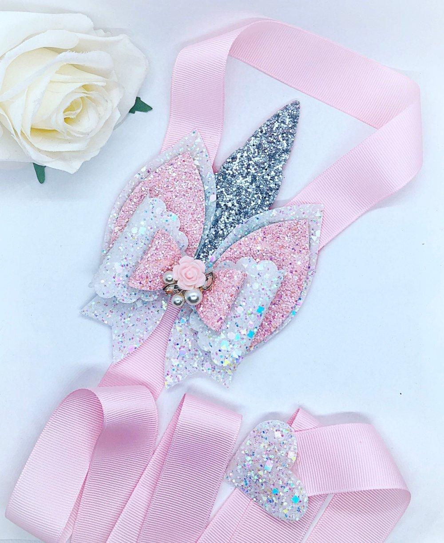 Image of Magical unicorn bow holder