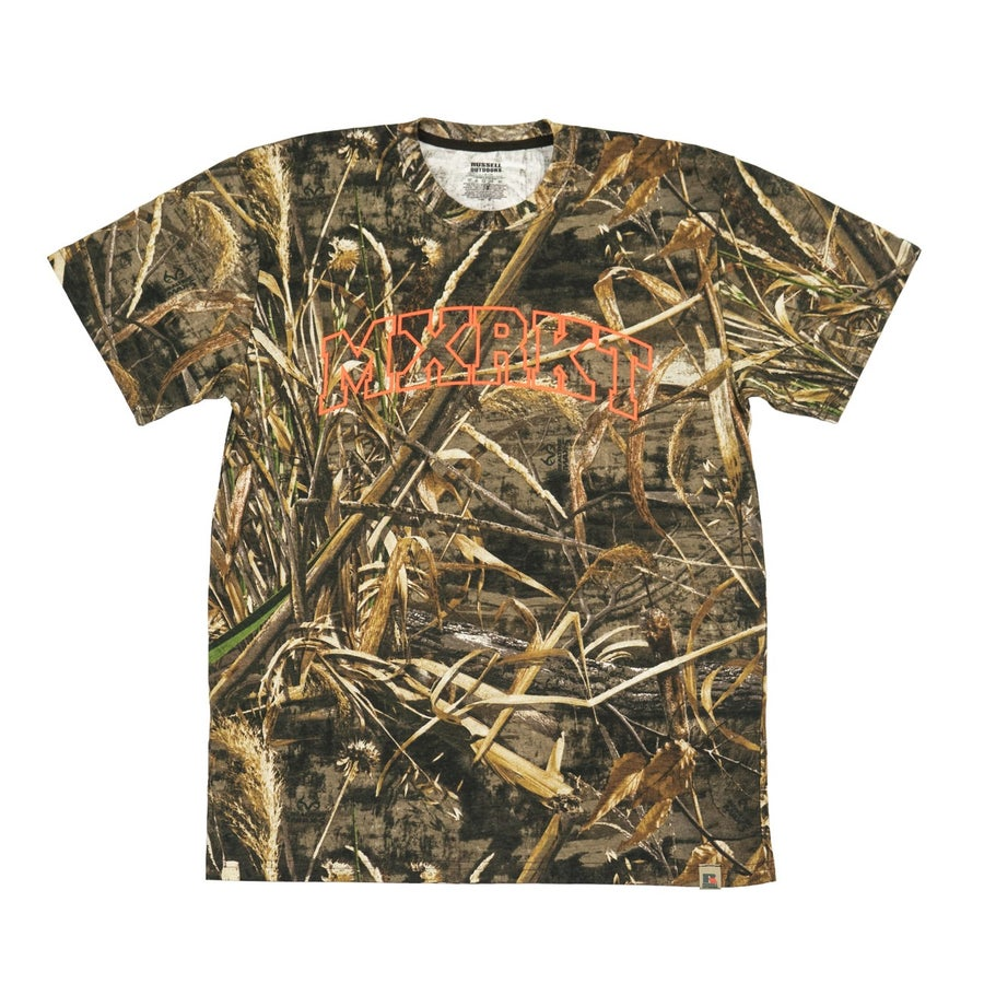 Image of Real tree college tee