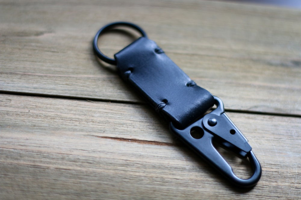 Image of HK Snap Hook Keychain