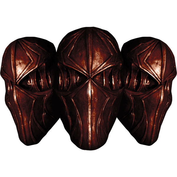 "Image of ""The Blood of Izu"" Official Mask (Colossus)"