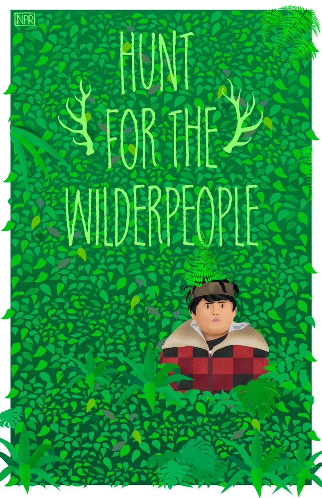Image of Hunt for the Wilderpeople