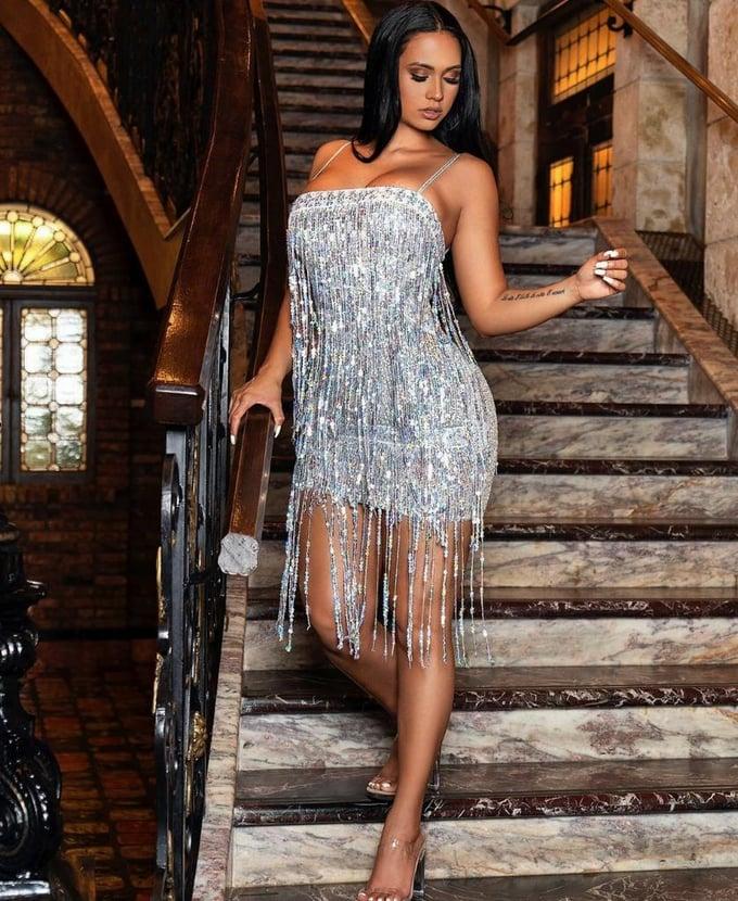 Image of Sparkle dress