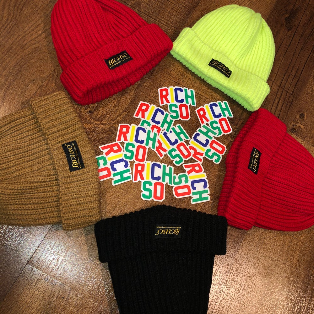 Image of RICHSO Beanies