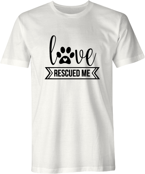 Image of Love Rescued Me