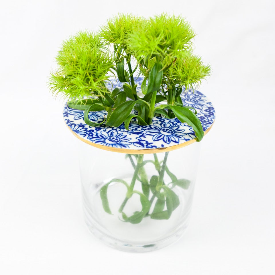 Image of Large Lily Pad Vase