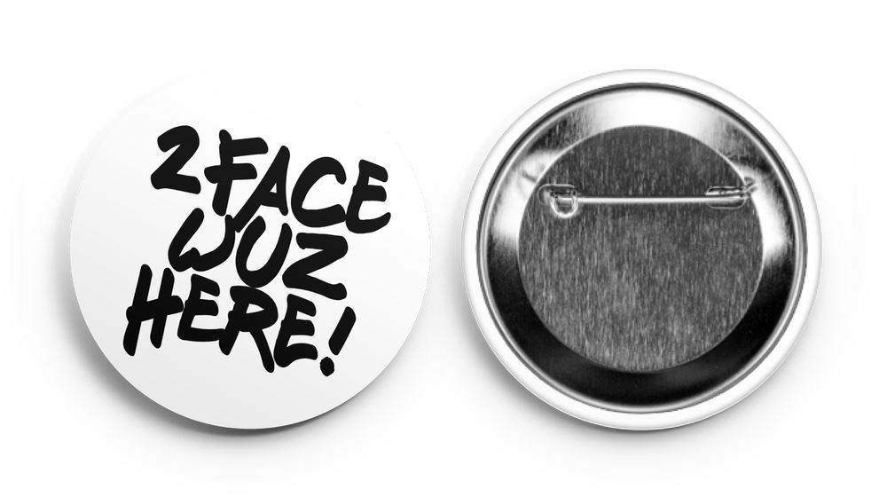 Image of 2face Button