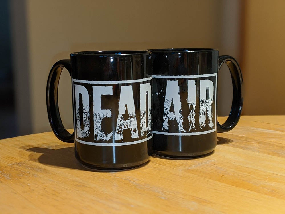 Image of Dead Air Mug