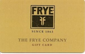 Image of TheFryecompany.com Gift card $100 Value