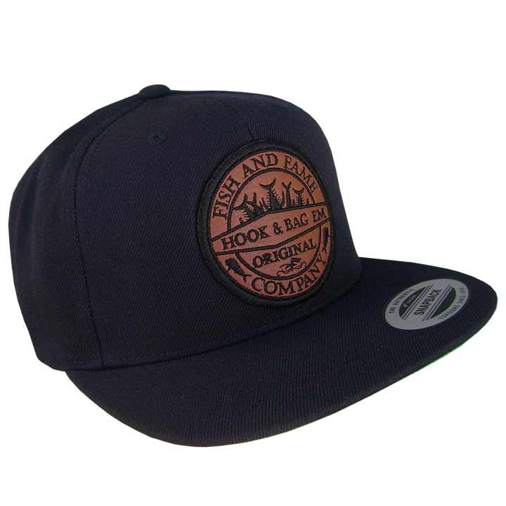 Image of Hook & Bag Em' Snap Back (assorted)