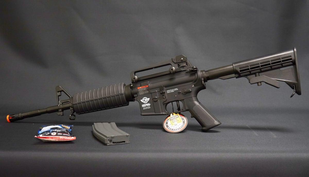 Image of G&G CM16 Carbine Airsoft Gun