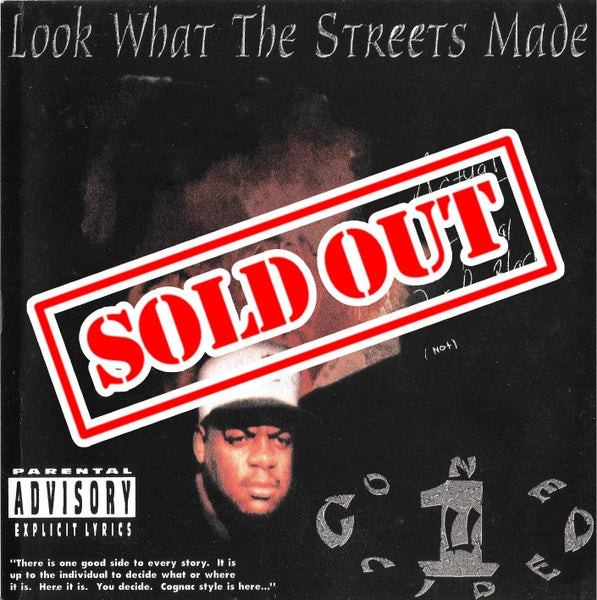 Image of 1 Gud Cide - Look What The Streets Made