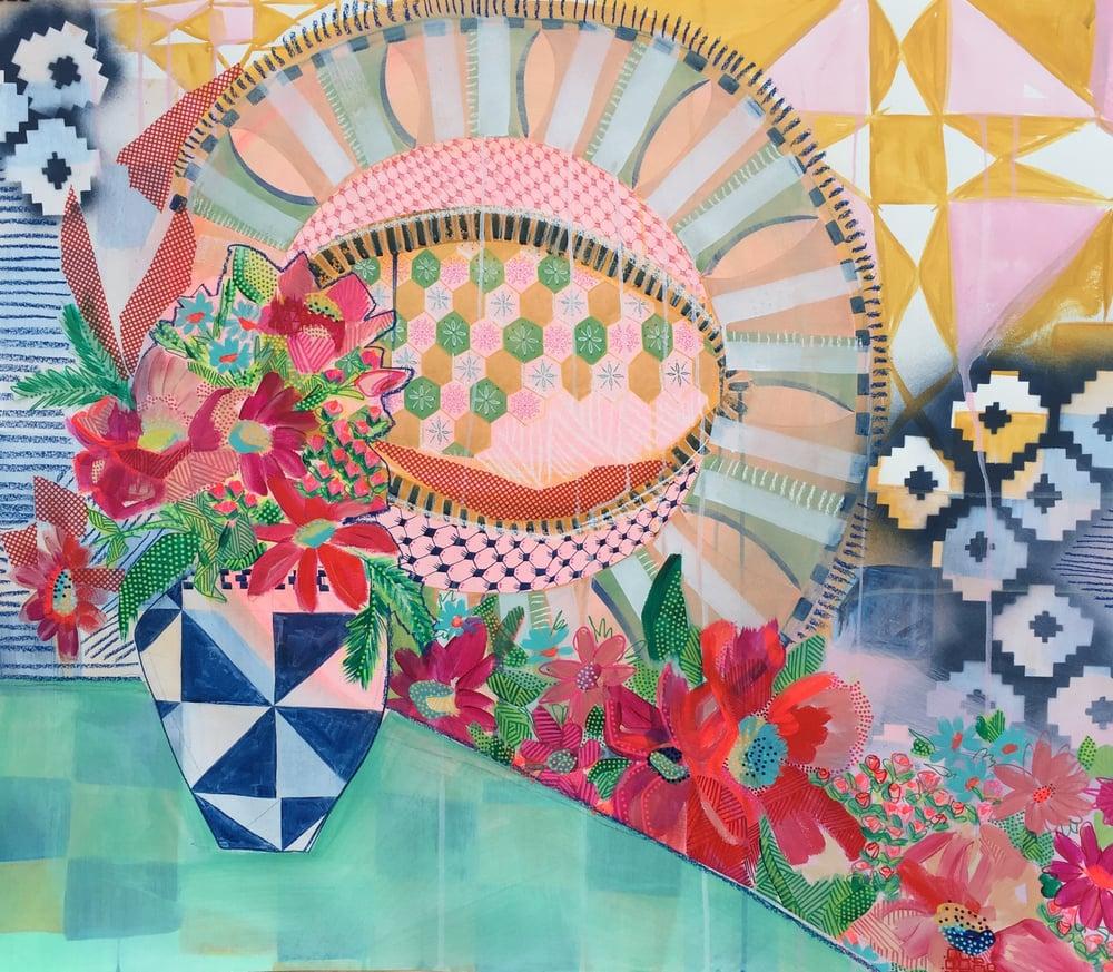 """Image of """"Pinwheel Patch"""""""