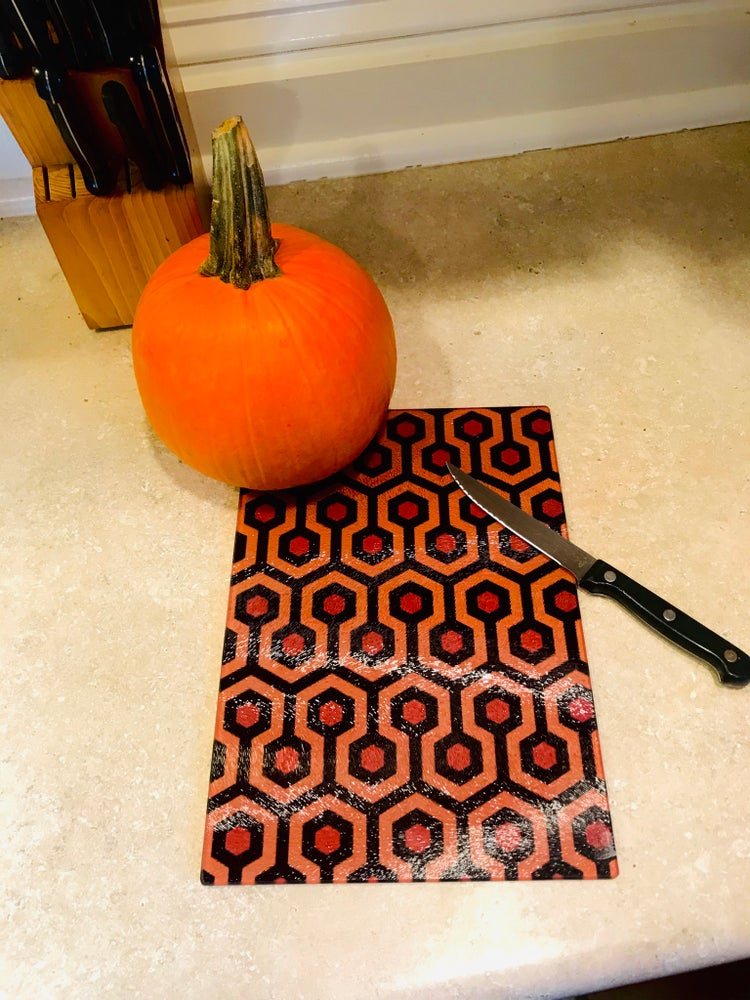 Image of Overlook Hotel Cutting Board