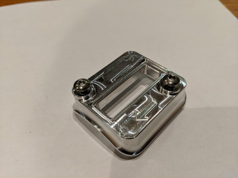 """Image of Hitachi MAF Sensor Flange Easy Weld 3"""" Tubing"""