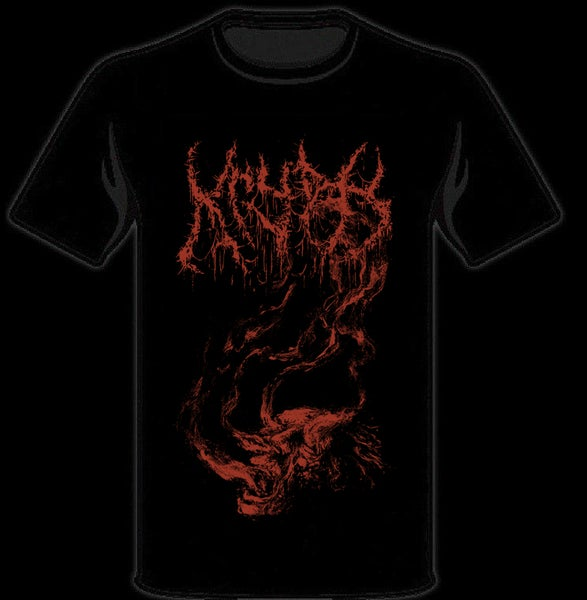Image of Red Exhaler T-Shirt