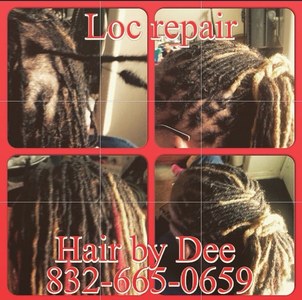 Image of Deposit for Starter Locs , Retwist, & Minor loc repairs