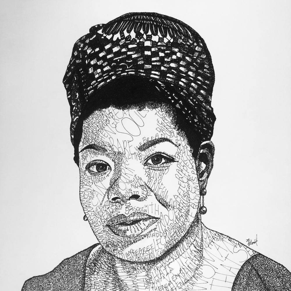 Image of Maya Angelou