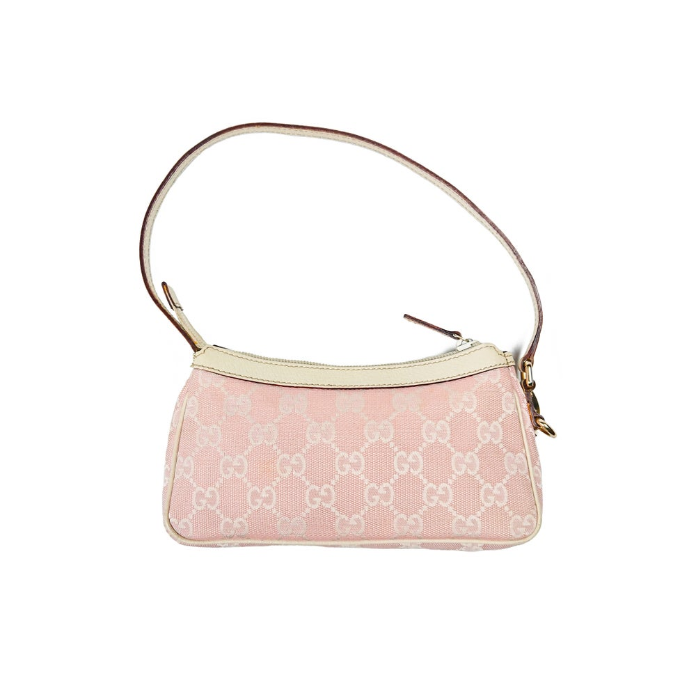 Image of Gucci Monogram Mini Shoulder Bag
