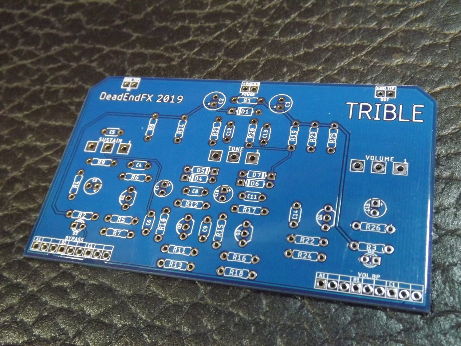 Image of TRIBLE