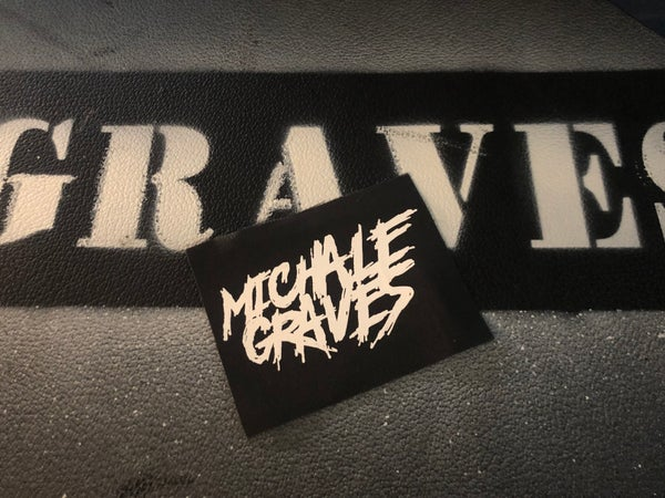 Image of Michale Graves 5x4 patch