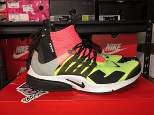 """Image of Air Presto Mid """"Acronym: Hot Lava"""" *PRE-OWNED*"""