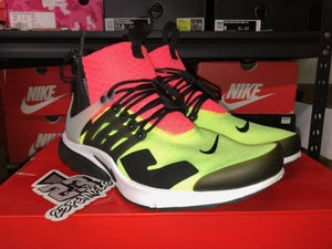 "Image of Air Presto Mid ""Acronym: Hot Lava"" *PRE-OWNED*"