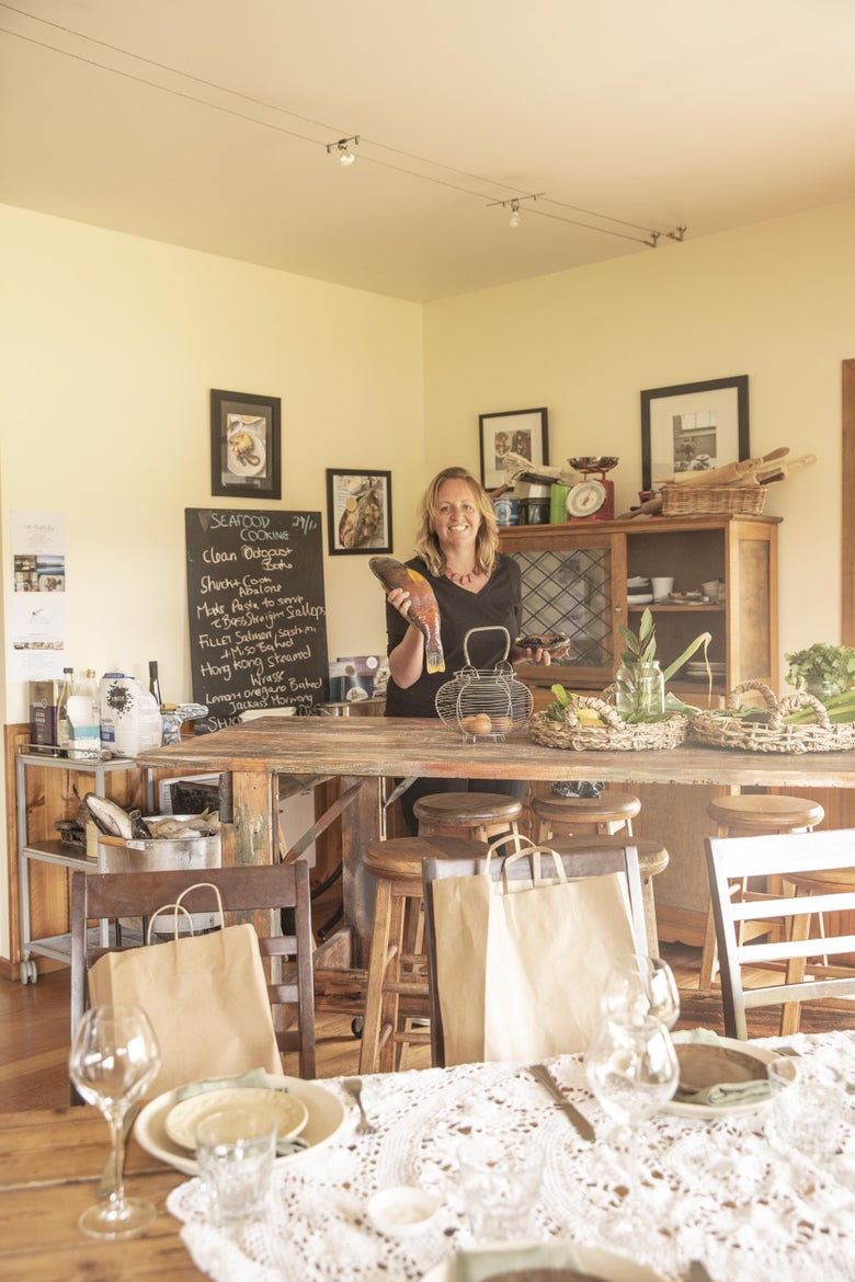 Image of Seafood Cooking Retreat 17th-19th July