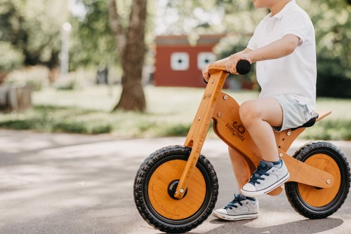 Image of Balance Bike Bamboo