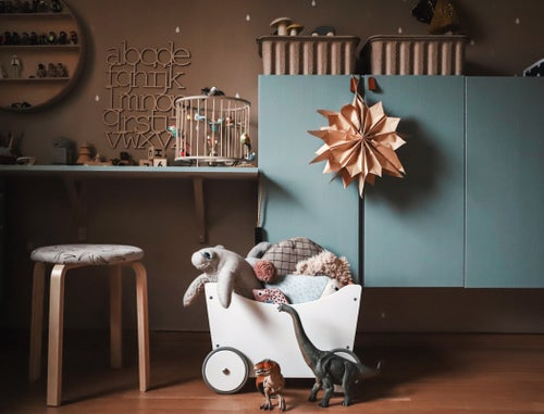 Image of Toybox & Walker