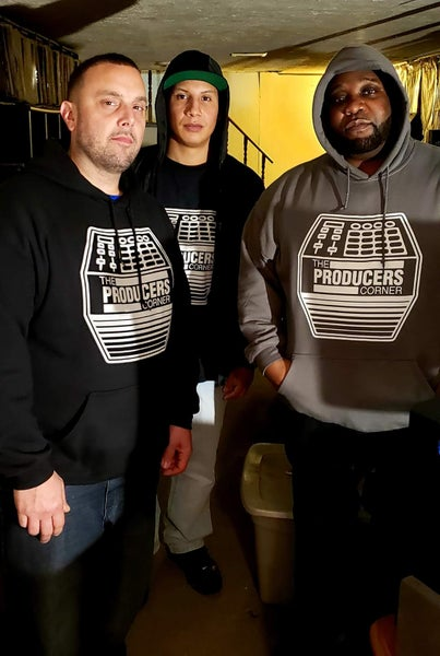 Image of The Producers Corner T-Shirts Hoodie Sweatshirts ($40.00)