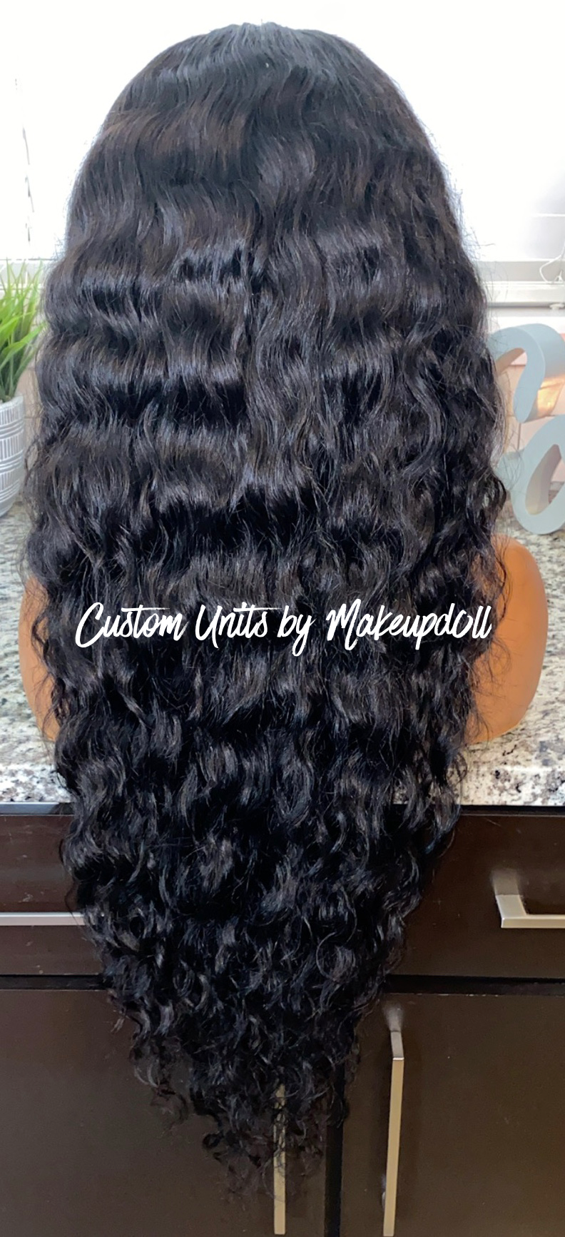 """Image of Cambodian Natural Wave 28"""" Lace Frontal Wig! ($325 OFF)"""